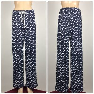 NWOT Star Print Lounge Pants